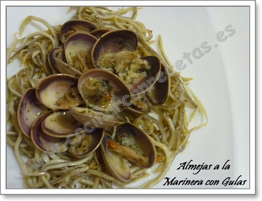 cocinar-con-recetas-mariscos-almejas-a-la-marinera-con-gulas-1
