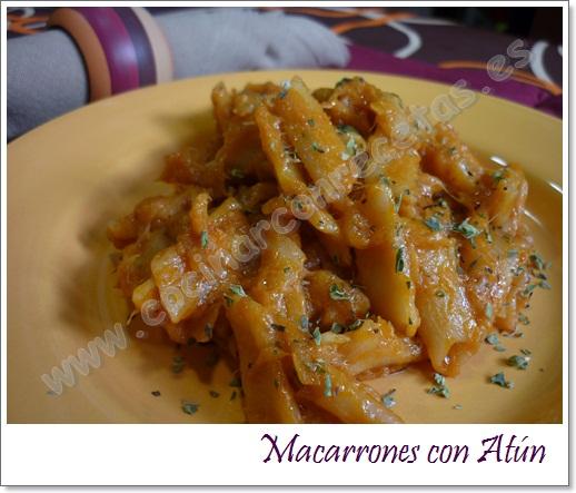 cocinar-con-recetas-pasta-macarrones-con-atun-2