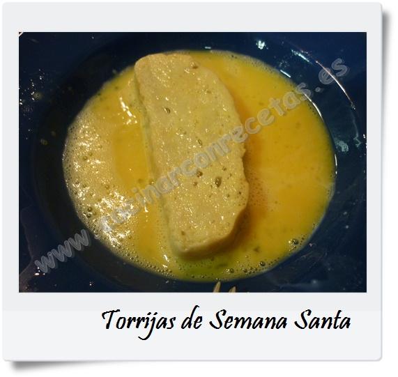 Cocinar con recetas dulces torrijas de semana santa 5 for Cocinar con 5 soles