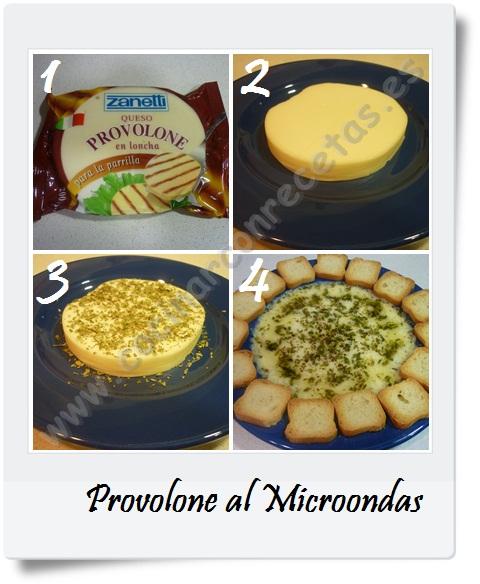 Provolone al microondas cocinar con recetas - Cocinar al microondas ...