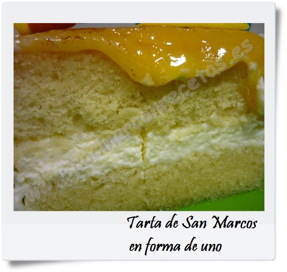 cocinar-con-recetas-dulces-y-tartas-tarta-san-marcos-en-forma-de-numero-uno-7