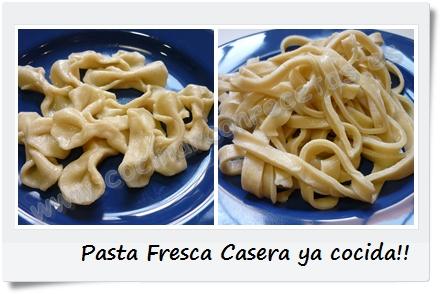 Cocinar con recetas pasta pasta fresca casera paso a paso for Cocinar noodles