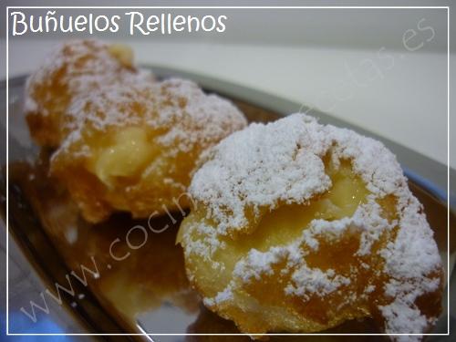 Buñuelos de Crema Receta Buñuelos-rellenos-de-crema