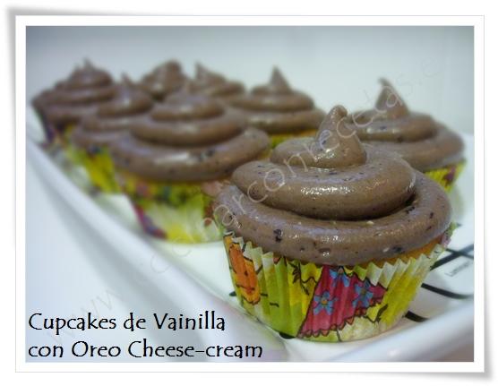cocinar-con-recetas-cupcakes-de-vainilla-con-oreo-cheese-cream-1