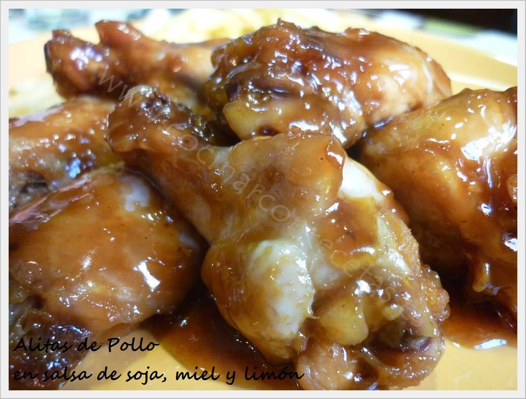 cocinar-con-recetas-carnes-alitas-de-pollo-en-salsa-de-soja-miel-y-limón-1